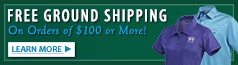 Free ground shipping offer