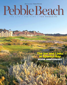 2012/2013 Pebble Beach The Magazine