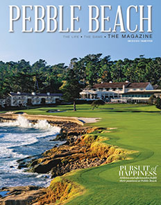2013/2014 Pebble Beach The Magazine