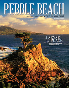 2014/2015 Pebble Beach The Magazine