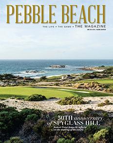 2015/2016 Pebble Beach The Magazine
