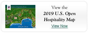 Pebble Beach US Hospitality Map
