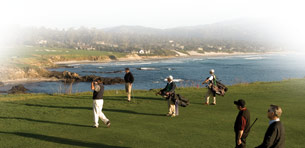 Monterey & Pebble Beach Team Building: Team Building Activities