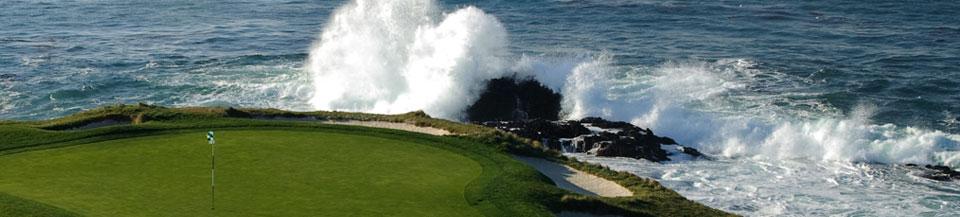 Pebble Beach Golf Links, hole 7