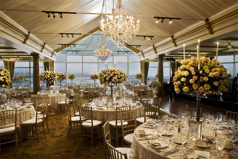 The Beach Amp Tennis Club Wedding Venues At Pebble Beach Resorts CA