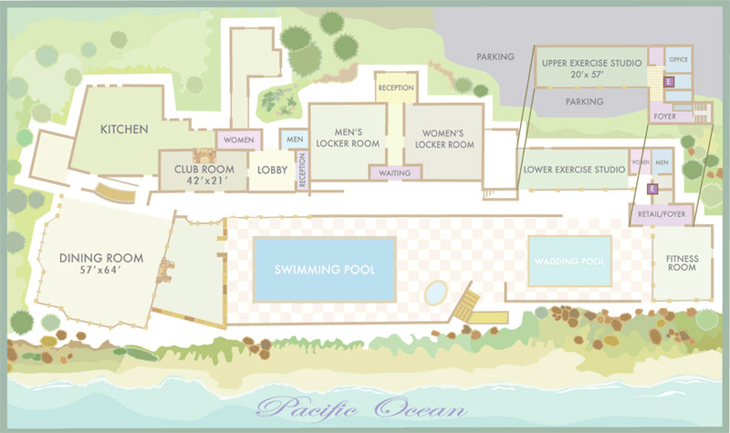 View Floor Plans For The Beach U0026 Tennis Club