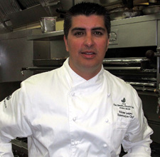 Chef Elias Lopez