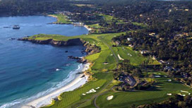 Pebble Beach California Golf The Best Beaches In World
